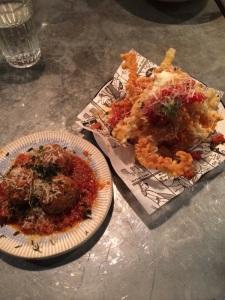 fried pasta