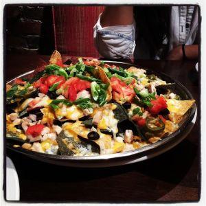 ritzy nachos